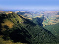 Auvergne Royalty Free Stock Photo
