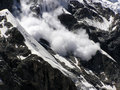 Avalanche Stock Photography
