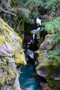 Avalanche Gorge Royalty Free Stock Photo