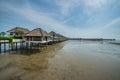 Avani sepang goldcoast resort kuala lumpur beautiful beach star hotel in Royalty Free Stock Images