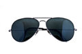 Aviator sunglasses Royalty Free Stock Images