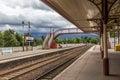Aviemore Station, Aviemore, Scotland