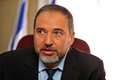Avigdor lieberman sderot isr apr on apr he was israel minister of foreign affairs until dec when investigation in which he was Stock Photography