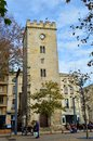 HIstorical Monument: Tour Saint Jean Avignon France Royalty Free Stock Photo