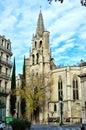 Avignon France - St. Peter Catholic Church Royalty Free Stock Photo