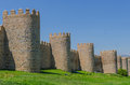 Avila unesco Royalty Free Stock Photo