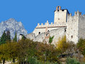 Avio castle Royalty Free Stock Images