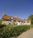 Avon England stratford Warwickshire Obrazy Stock