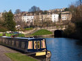Avon and Kennet Canal Royalty Free Stock Image