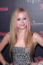 Avril lavigne at the rolling stone american music awards vip after party rolling stone restaurant lounge hollywood ca Royalty Free Stock Photo