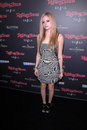 Avril lavigne at the rolling stone american music awards vip after party rolling stone restaurant lounge hollywood ca Royalty Free Stock Images