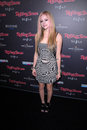 Avril lavigne at the rolling stone american music awards vip after party rolling stone restaurant lounge hollywood ca Royalty Free Stock Photos
