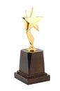 Award of Champion Royalty Free Stock Photo