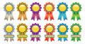 Award Medal Royalty Free Stock Photography