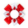 Award rosette Royalty Free Stock Photo