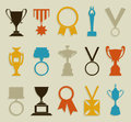 Award in sports Royalty Free Stock Photo