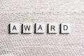 Award word