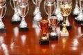 Awards Royalty Free Stock Photo