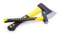 Axe and hammer. Royalty Free Stock Photo