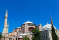 Ayasofya in Istanbul Royalty Free Stock Photo