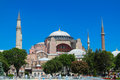 Ayasofya in Istanbul, Turkey Royalty Free Stock Photo