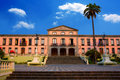 Ayuntamiento square in La Orotava Tenerife Royalty Free Stock Photography