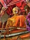 Ayutthaya Buddha God