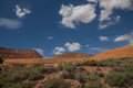 Az ut paria canyon vermillion cliffs wilderness paria river canyon this is the last portion of the mile backpack along the heading Stock Images