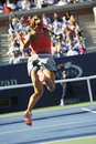 Azarenka finalist us open victoria Royalty Free Stock Photo