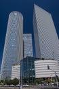 Azrieli towers Royalty Free Stock Photo
