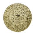 Aztec calendar Stock Photography