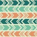 Aztec Ethnic Seamless Pattern,...