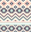 Aztec pattern Royalty Free Stock Photo