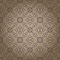 Aztec seamless background Royalty Free Stock Images