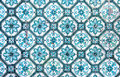 Azulejos traditional portuguese tiles ceramic Stock Image