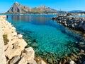 San Vito lo Capo, Sicily, Italy Royalty Free Stock Photo