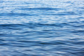Azure water surface Stock Photo