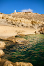 Azure Window Royalty Free Stock Photo