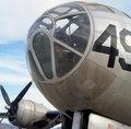 B-29 Stock Photo