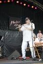 B3 ορχήστρα τζαζ φεστιβάλ montreux Στοκ Φωτογραφία