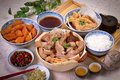 Ba kut teh Royalty Free Stock Photos