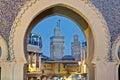 Brána na egyptská čiapky maroko