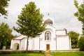 Baba vanga s church st petka of bulgaria Stock Image