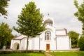 Baba vanga s church st petka of bulgaria Stock Image