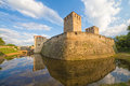 Baba vida fortress is a medieval in vidin in northwestern bulgaria and the town s primary landmark it consists of two fundamental Royalty Free Stock Photography