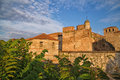 Baba vida fortress is a medieval in vidin in northwestern bulgaria and the town s primary landmark it consists of two fundamental Royalty Free Stock Images