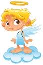 Dieťa anjel