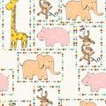Baby animals Royalty Free Stock Photo
