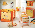 Baby bedroom. Stock Photo