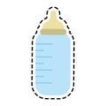 baby bottle icon image